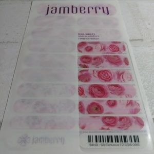 Jamberry Other - Jamberry 94N9 SB Exclusive F2-0316 0915 Nail Wraps